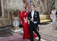 Η πριγκίπισσα Victoria της Σουηδίας εντυπωσιακή - Ξεχώρισαν με φλόραλ & οι πριγκίπισσες, Madeleine & Sofia στην δεύτερη βραδιά των βραβείων Νόμπελ  - Κυρίως Φωτογραφία - Gallery - Video