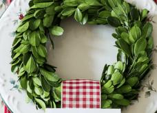 Χριστούγεννα: 40 εκπληκτικές ιδέες για το πιο γιορτινό τραπέζι! Βαλτέ χρώματα& πολύ φαντασία - Φώτο   - Κυρίως Φωτογραφία - Gallery - Video 3