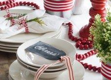 Χριστούγεννα: 40 εκπληκτικές ιδέες για το πιο γιορτινό τραπέζι! Βαλτέ χρώματα& πολύ φαντασία - Φώτο   - Κυρίως Φωτογραφία - Gallery - Video 4