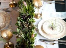 Χριστούγεννα: 40 εκπληκτικές ιδέες για το πιο γιορτινό τραπέζι! Βαλτέ χρώματα& πολύ φαντασία - Φώτο   - Κυρίως Φωτογραφία - Gallery - Video 5