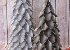 25 εκπληκτικές ιδέες για μικρά δένδρα Χριστουγέννων για σπίτια που δεν έχουν πολύ χώρο - Φώτο - Κυρίως Φωτογραφία - Gallery - Video 4