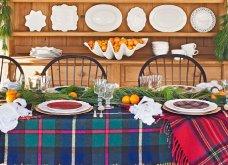 Χριστούγεννα: 40 εκπληκτικές ιδέες για το πιο γιορτινό τραπέζι! Βαλτέ χρώματα& πολύ φαντασία - Φώτο   - Κυρίως Φωτογραφία - Gallery - Video 2