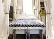 55 εντυπωσιακές & σικ ιδέες για να μεταμορφώσετε την μικρή κρεβατοκάμαρα στο υπνοδωμάτιο των ονείρων σας (φώτο) - Κυρίως Φωτογραφία - Gallery - Video 2