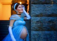 Μεταμόρφωσε έγκυες μανούλες σε πριγκίπισσες της Disney - Υπέροχες όλες τους, μπράβο στον φωτογράφο! - Κυρίως Φωτογραφία - Gallery - Video 8