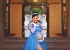 Μεταμόρφωσε έγκυες μανούλες σε πριγκίπισσες της Disney - Υπέροχες όλες τους, μπράβο στον φωτογράφο! - Κυρίως Φωτογραφία - Gallery - Video 9
