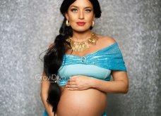 Μεταμόρφωσε έγκυες μανούλες σε πριγκίπισσες της Disney - Υπέροχες όλες τους, μπράβο στον φωτογράφο! - Κυρίως Φωτογραφία - Gallery - Video 11