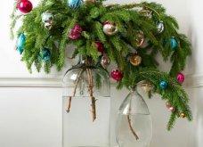 25 εκπληκτικές ιδέες για μικρά δένδρα Χριστουγέννων για σπίτια που δεν έχουν πολύ χώρο - Φώτο - Κυρίως Φωτογραφία - Gallery - Video 8
