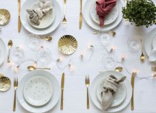Η μαγεία των Χριστουγέννων στο τραπέζι σας - 27 εντυπωσιακές & πρωτότυπες ιδέες διακόσμησης για το πιο glamorous & σικ γεύμα της χρονιάς (φώτο) - Κυρίως Φωτογραφία - Gallery - Video