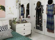 55 εντυπωσιακές & σικ ιδέες για να μεταμορφώσετε την μικρή κρεβατοκάμαρα στο υπνοδωμάτιο των ονείρων σας (φώτο) - Κυρίως Φωτογραφία - Gallery - Video 8