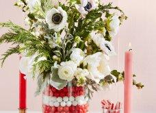 Χριστούγεννα: 40 εκπληκτικές ιδέες για το πιο γιορτινό τραπέζι! Βαλτέ χρώματα& πολύ φαντασία - Φώτο   - Κυρίως Φωτογραφία - Gallery - Video 11