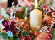 Χριστούγεννα: 40 εκπληκτικές ιδέες για το πιο γιορτινό τραπέζι! Βαλτέ χρώματα& πολύ φαντασία - Φώτο   - Κυρίως Φωτογραφία - Gallery - Video 13