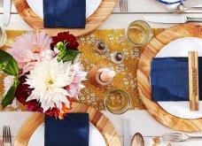 Χριστούγεννα: 40 εκπληκτικές ιδέες για το πιο γιορτινό τραπέζι! Βαλτέ χρώματα& πολύ φαντασία - Φώτο   - Κυρίως Φωτογραφία - Gallery - Video 18