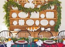 Χριστούγεννα: 40 εκπληκτικές ιδέες για το πιο γιορτινό τραπέζι! Βαλτέ χρώματα& πολύ φαντασία - Φώτο   - Κυρίως Φωτογραφία - Gallery - Video 19