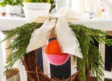 Χριστούγεννα: 40 εκπληκτικές ιδέες για το πιο γιορτινό τραπέζι! Βαλτέ χρώματα& πολύ φαντασία - Φώτο   - Κυρίως Φωτογραφία - Gallery - Video 24