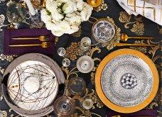 Χριστούγεννα: 40 εκπληκτικές ιδέες για το πιο γιορτινό τραπέζι! Βαλτέ χρώματα& πολύ φαντασία - Φώτο   - Κυρίως Φωτογραφία - Gallery - Video 27