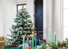 Χριστούγεννα: 40 εκπληκτικές ιδέες για το πιο γιορτινό τραπέζι! Βαλτέ χρώματα& πολύ φαντασία - Φώτο   - Κυρίως Φωτογραφία - Gallery - Video 28