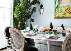 Χριστούγεννα: 40 εκπληκτικές ιδέες για το πιο γιορτινό τραπέζι! Βαλτέ χρώματα& πολύ φαντασία - Φώτο   - Κυρίως Φωτογραφία - Gallery - Video 29