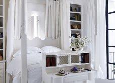 55 εντυπωσιακές & σικ ιδέες για να μεταμορφώσετε την μικρή κρεβατοκάμαρα στο υπνοδωμάτιο των ονείρων σας (φώτο) - Κυρίως Φωτογραφία - Gallery - Video 15