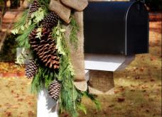 Χριστουγεννιάτικες & λαμπερές προτάσεις για να διακοσμήσετε τον εξωτερικό χώρο του σπιτιού σας γιορτινά (φωτό) - Κυρίως Φωτογραφία - Gallery - Video 21