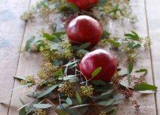 Χριστούγεννα: 40 εκπληκτικές ιδέες για το πιο γιορτινό τραπέζι! Βαλτέ χρώματα& πολύ φαντασία - Φώτο   - Κυρίως Φωτογραφία - Gallery - Video 35