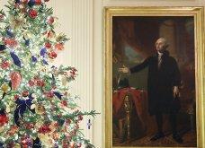 Η Melania Trump μας εύχεται... καλά Χριστούγεννα: Στόλισε τον Λευκό Οίκο με χιλιάδες δένδρα, φωτάκια & πολλά λουλούδια - Φώτο & Βίντεο  - Κυρίως Φωτογραφία - Gallery - Video 3