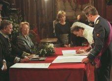 Vintage pic από το 1999 -Ο βασιλικός γάμος της χρονιάς: 36 φώτο με την βασίλισσα Ματθίλδη του Βελγίου & τον Φίλιππο - Κυρίως Φωτογραφία - Gallery - Video 18