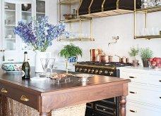 13 φαντασμαγορικές Γαλλικές κουζίνες που θα αλλάξουν την αισθητική σας - Φώτο  - Κυρίως Φωτογραφία - Gallery - Video 9