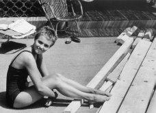 "Vintage beauty pics: Όταν η όμορφη & διάσημη ηθοποιός Τζιν Σίμπεργκ έκοψε ""αγορίστικα"" τα μαλλιά της & έκανε το ""αλά γκαρσόν"" κούρεμα παγκόσμια μόδα (φώτο)  - Κυρίως Φωτογραφία - Gallery - Video 5"