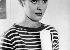 "Vintage beauty pics: Όταν η όμορφη & διάσημη ηθοποιός Τζιν Σίμπεργκ έκοψε ""αγορίστικα"" τα μαλλιά της & έκανε το ""αλά γκαρσόν"" κούρεμα παγκόσμια μόδα (φώτο)  - Κυρίως Φωτογραφία - Gallery - Video 21"