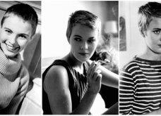 "Vintage beauty pics: Όταν η όμορφη & διάσημη ηθοποιός Τζιν Σίμπεργκ έκοψε ""αγορίστικα"" τα μαλλιά της & έκανε το ""αλά γκαρσόν"" κούρεμα παγκόσμια μόδα (φώτο)  - Κυρίως Φωτογραφία - Gallery - Video 4"