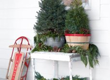 Χριστουγεννιάτικες & λαμπερές προτάσεις για να διακοσμήσετε τον εξωτερικό χώρο του σπιτιού σας γιορτινά (φωτό) - Κυρίως Φωτογραφία - Gallery - Video 24