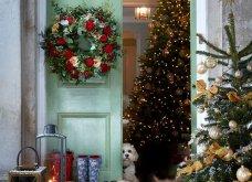 Χριστουγεννιάτικες & λαμπερές προτάσεις για να διακοσμήσετε τον εξωτερικό χώρο του σπιτιού σας γιορτινά (φωτό) - Κυρίως Φωτογραφία - Gallery - Video 27