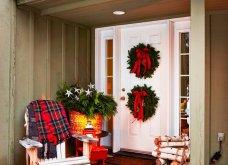 Χριστουγεννιάτικες & λαμπερές προτάσεις για να διακοσμήσετε τον εξωτερικό χώρο του σπιτιού σας γιορτινά (φωτό) - Κυρίως Φωτογραφία - Gallery - Video 28