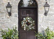 Χριστουγεννιάτικες & λαμπερές προτάσεις για να διακοσμήσετε τον εξωτερικό χώρο του σπιτιού σας γιορτινά (φωτό) - Κυρίως Φωτογραφία - Gallery - Video 30