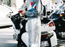 30 εορταστικά look από τις υπέρκομψες Γαλλίδες - Ρεπορτάζ δρόμου με Χριστουγεννιάτικα ρούχα - Κυρίως Φωτογραφία - Gallery - Video 7