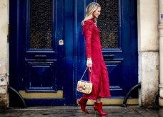 30 εορταστικά look από τις υπέρκομψες Γαλλίδες - Ρεπορτάζ δρόμου με Χριστουγεννιάτικα ρούχα - Κυρίως Φωτογραφία - Gallery - Video 13