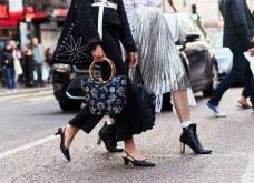 30 εορταστικά look από τις υπέρκομψες Γαλλίδες - Ρεπορτάζ δρόμου με Χριστουγεννιάτικα ρούχα - Κυρίως Φωτογραφία - Gallery - Video 20