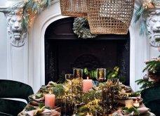 Χριστούγεννα 2019: 35 υπέροχες ιδέες για να διακοσμήσετε το τραπέζι σας με τον πιο γιορτινό τρόπο! Φώτο - Κυρίως Φωτογραφία - Gallery - Video 11