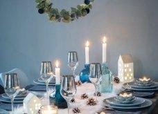 Χριστούγεννα 2019: 35 υπέροχες ιδέες για να διακοσμήσετε το τραπέζι σας με τον πιο γιορτινό τρόπο! Φώτο - Κυρίως Φωτογραφία - Gallery - Video 15