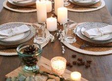 Χριστούγεννα 2019: 35 υπέροχες ιδέες για να διακοσμήσετε το τραπέζι σας με τον πιο γιορτινό τρόπο! Φώτο - Κυρίως Φωτογραφία - Gallery - Video 19
