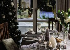 Χριστούγεννα 2019: 35 υπέροχες ιδέες για να διακοσμήσετε το τραπέζι σας με τον πιο γιορτινό τρόπο! Φώτο - Κυρίως Φωτογραφία - Gallery - Video 23