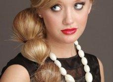 Εντυπωσιακά γυναικεία χτενίσματα με χωρίστρα στο πλάι: 20+ ιδέες για τα πιο όμορφα μαλλιά - Φώτο - Κυρίως Φωτογραφία - Gallery - Video 13