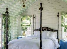 25 προτάσεις για φαντασμαγορικές οροφές σπιτιών με χρώματα & πολλά σχέδια: Πείτε αντίο στα λευκά ταβάνια - Φώτο  - Κυρίως Φωτογραφία - Gallery - Video 13