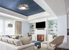 25 προτάσεις για φαντασμαγορικές οροφές σπιτιών με χρώματα & πολλά σχέδια: Πείτε αντίο στα λευκά ταβάνια - Φώτο  - Κυρίως Φωτογραφία - Gallery - Video 19