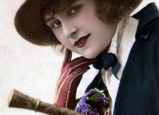 Ανακαλύψαμε λοιπόν 35 φωτογραφίες με τα χτενίσματα τα καπέλα & το στυλ των γυναικών του 1920 - 1 αιώνα πριν  - Κυρίως Φωτογραφία - Gallery - Video 35
