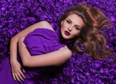 Μακιγιάζ με μωβ κραγιόν: 18 εκπληκτικές ιδέες για make up με σωστές αποχρώσεις - Φώτο  - Κυρίως Φωτογραφία - Gallery - Video