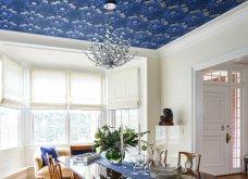 25 προτάσεις για φαντασμαγορικές οροφές σπιτιών με χρώματα & πολλά σχέδια: Πείτε αντίο στα λευκά ταβάνια - Φώτο  - Κυρίως Φωτογραφία - Gallery - Video 3