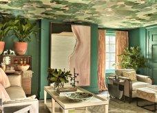 25 προτάσεις για φαντασμαγορικές οροφές σπιτιών με χρώματα & πολλά σχέδια: Πείτε αντίο στα λευκά ταβάνια - Φώτο  - Κυρίως Φωτογραφία - Gallery - Video 2
