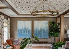 25 προτάσεις για φαντασμαγορικές οροφές σπιτιών με χρώματα & πολλά σχέδια: Πείτε αντίο στα λευκά ταβάνια - Φώτο  - Κυρίως Φωτογραφία - Gallery - Video 6