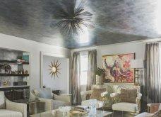 25 προτάσεις για φαντασμαγορικές οροφές σπιτιών με χρώματα & πολλά σχέδια: Πείτε αντίο στα λευκά ταβάνια - Φώτο  - Κυρίως Φωτογραφία - Gallery - Video 8